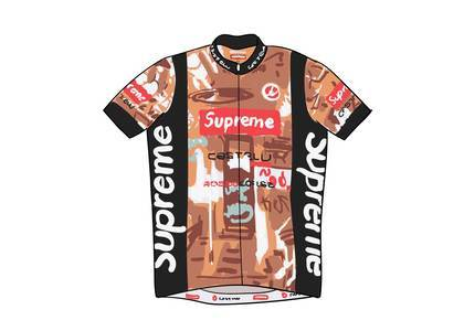 Supreme Castelli Cycling Jersey Multicolorの写真