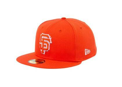 New Era 59Fifty MLB on Field City Connect San Francisco Giants Redの写真