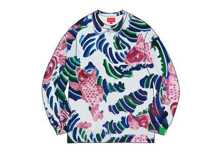 Supreme Waves L-S Top Multicolorの写真