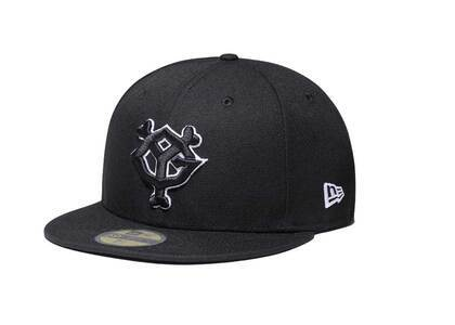 God Selection XXX × New Era 59Fifty Yomiuri Giants YG Logo Blackの写真