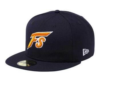New Era 59Fifty NPB Classic Nippon Ham Fighters Fs Logo Navyの写真