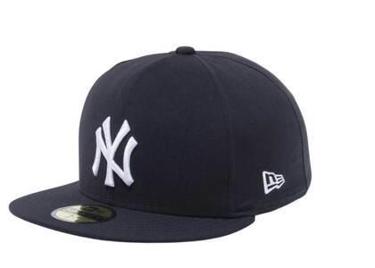 New Era 59Fifty New York Yankees Gore Tex Paclite Blackの写真