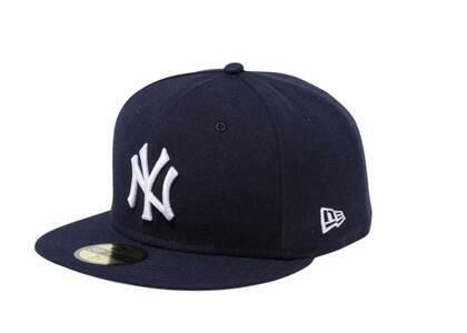 New Era 59Fifty Gore Tex New York Yankees Navy/Whiteの写真