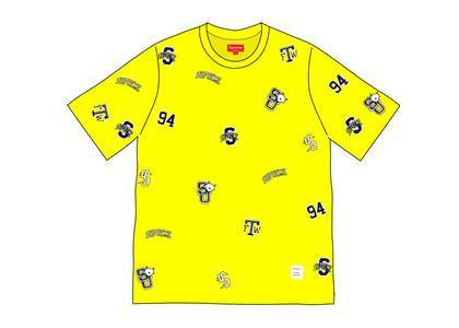 Supreme University S-S Top (SS20) Bright Yellowの写真