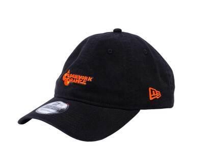 New Era 9Thirty A Clockwork Orange - Tokei Jikake No Orange Logo Blackの写真
