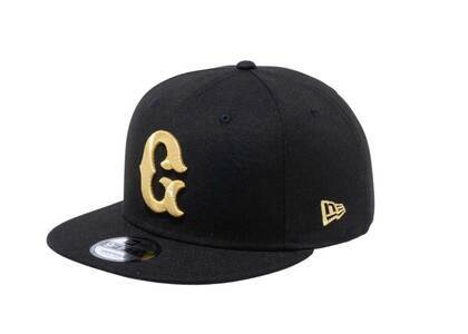 New Era 9Fifty Yomiuri Giants G Logo Black/Metallic Goldの写真