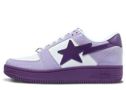 Bape Sta Low Purpleの写真