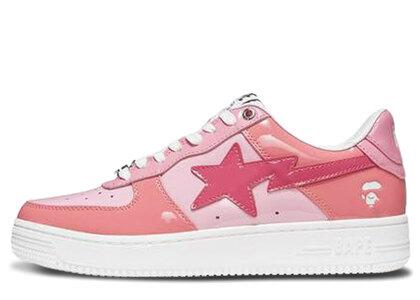 Bape Color Bape Sta Low M1 Pinkの写真