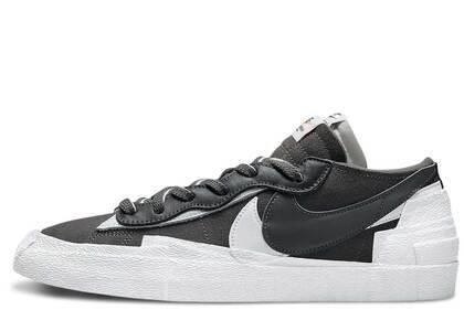 Sacai × Nike Blazer Low Iron Greyの写真