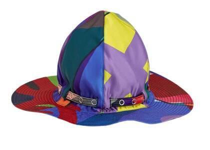 KAWS × Sacai Mountain Metro Hat Multiの写真