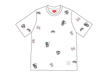 Supreme University S-S Top (SS20) Whiteの写真