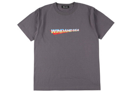 Wind And Sea Counter Stop Tee Charcoalの写真