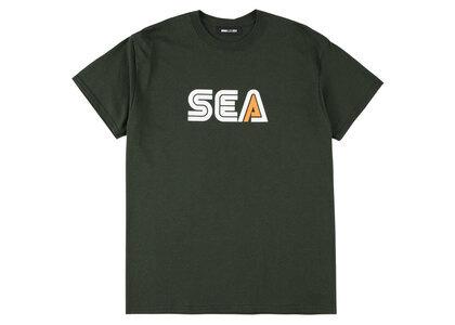 Wind And Sea Sea - Drive Tee Greenの写真