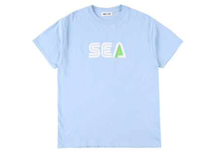 Wind And Sea Sea - Drive Tee Saxの写真