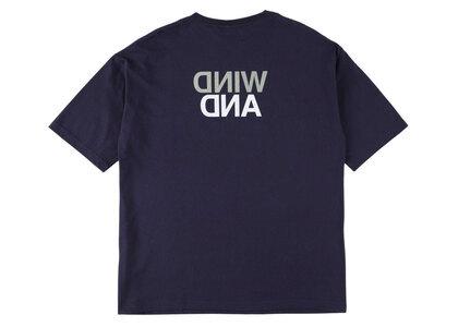 Wind And Sea A32 Invert - Op T-Shirt Navyの写真