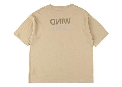 Wind And Sea A32 Invert - Op T-Shirt Beigeの写真
