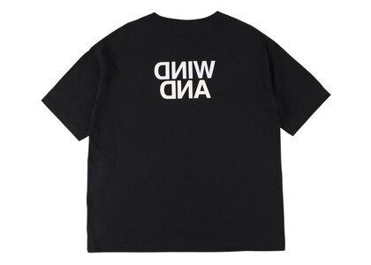 Wind And Sea A32 Invert - Op T-Shirt Blackの写真