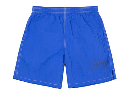 Stussy Our Legacy Water Short Blueの写真
