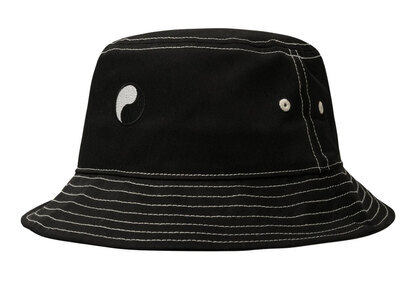 Stussy Our Legacy Recycled Twill Bucket Blackの写真