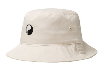 Stussy Our Legacy Recycled Twill Bucket Whiteの写真