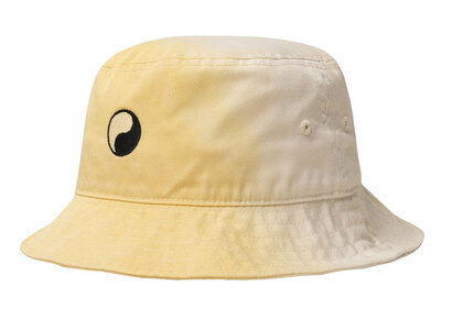 Stussy Our Legacy Recycled Twill Bucket Yellowの写真