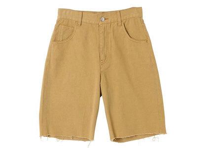 X-girl Loose Half Pants Beigeの写真