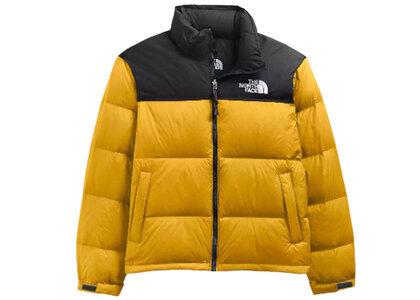 The North Face 1996 Retro Nuptse Jacket US Arrowwood Yellowの写真