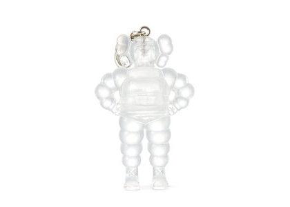 KAWS × Medicom Toy Chum Keyholder Clearの写真