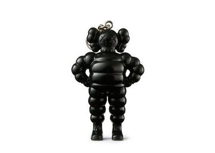 KAWS × Medicom Toy Chum Keyholder Blackの写真