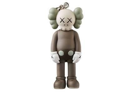 KAWS × Medicom Toy Companion Keyholder Brownの写真