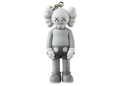 KAWS × Medicom Toy Companion Keyholder Greyの写真