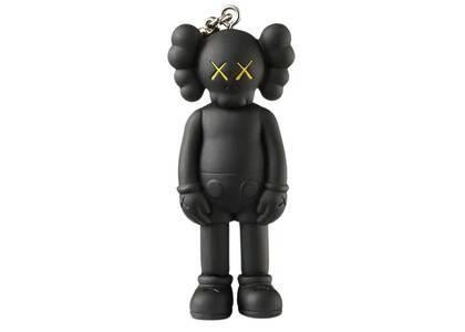 KAWS × Medicom Toy Companion Keyholder Blackの写真