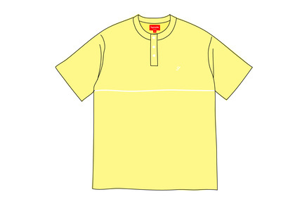 Supreme Terry S-S Henley Limeの写真