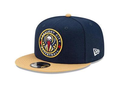 New Era 9FIFTY NBA Draft 2021 New Orleans Pelicans Navyの写真