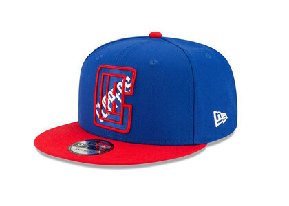 New Era 9FIFTY NBA Draft 2021 Los Angeles Clippers Blueの写真