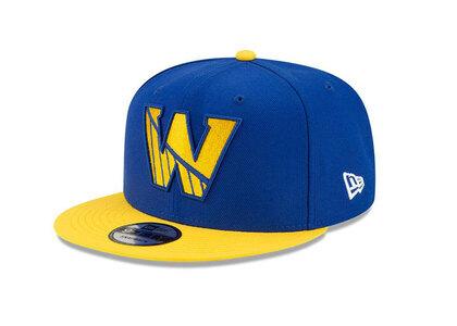 New Era 9FIFTY NBA Draft 2021 Golden State Warriors Blueの写真