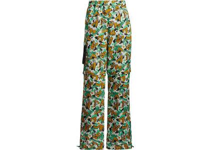 adidas Atmos Pink × Jenny Kaori Woven Pants Greenの写真