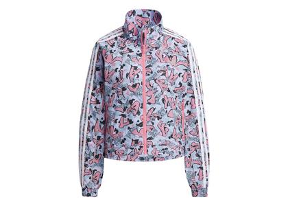 adidas Atmos Pink × Jenny Kaori Woven Jacket Pinkの写真