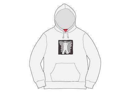 Supreme Leigh Bowery Hooded Sweatshirt Ash Greyの写真