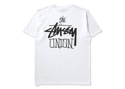 Stussy × Union The Stussy Union Tee Whiteの写真