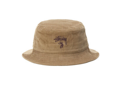 Stussy × Union Union Corduroy Bucket Hat Caramelの写真