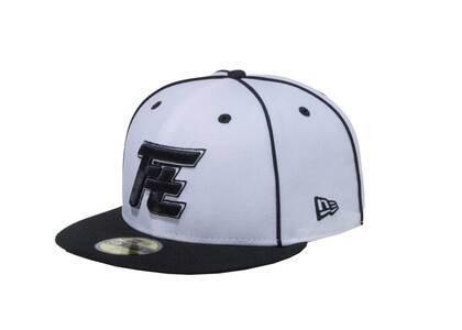 New Era 59Fifty Rookies Ft Logo Optic Whiteの写真