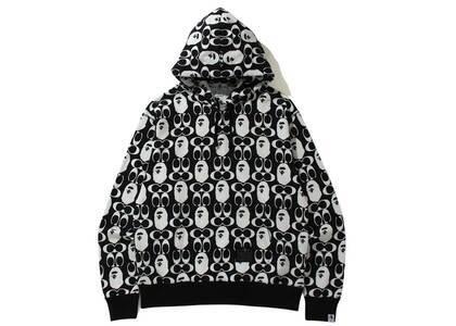 Coach × Bape Pullover Hoodie Black (SS21)の写真