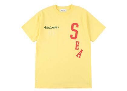 Wind And Sea League-03 Tee Yellowの写真