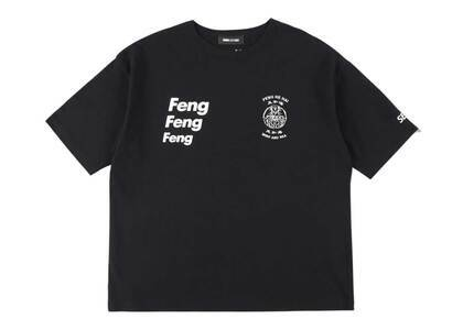 Wind And Sea F-H-H Feng Feng Tee Blackの写真