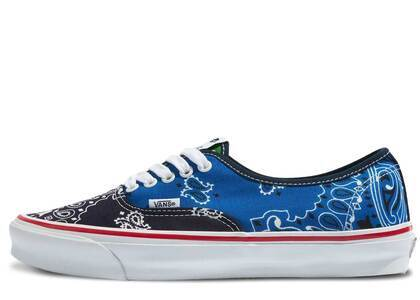 Bedwin and the Heartbreakers × Vans Vault UA OG Authentic LX Mulchの写真