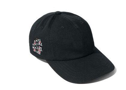 Anti Social Social Club Kkoch Black Cap Black (SS21)の写真