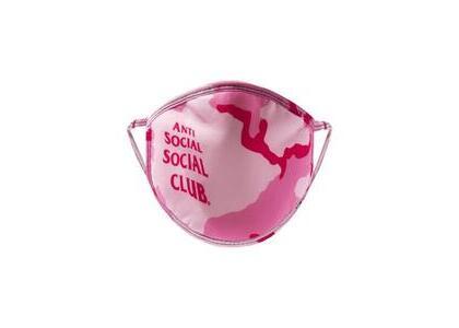 Anti Social Social Club Pinky Mask Pink (SS21)の写真
