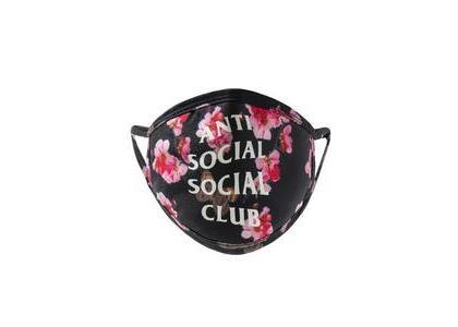 Anti Social Social Club The One You Want Mask Black (SS21)の写真