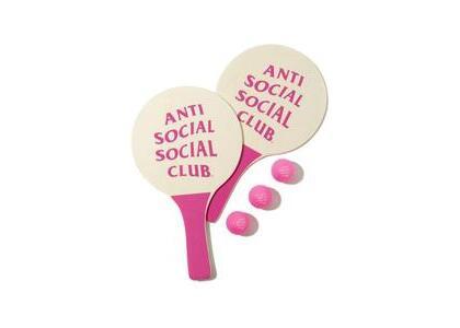 Anti Social Social Club Ding Dong Pink (SS21)の写真